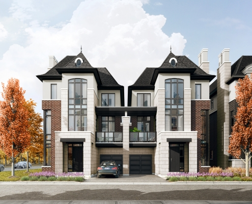 FIFTH AVENUE HOMES RICHMOND HILL