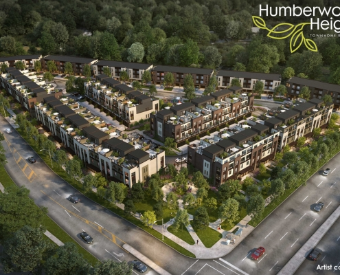 Humberwood Heights