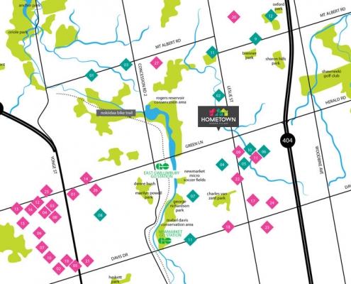 Hometown Sharon Village