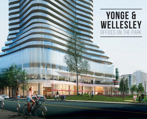 YONGE & WELLESLEY OFFICES ON THE PARK
