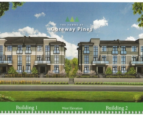 The Towns at Goreway Pines