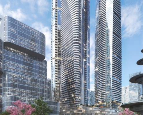 SKYTOWER AT PINNACLE ONE YONGE CONDOS