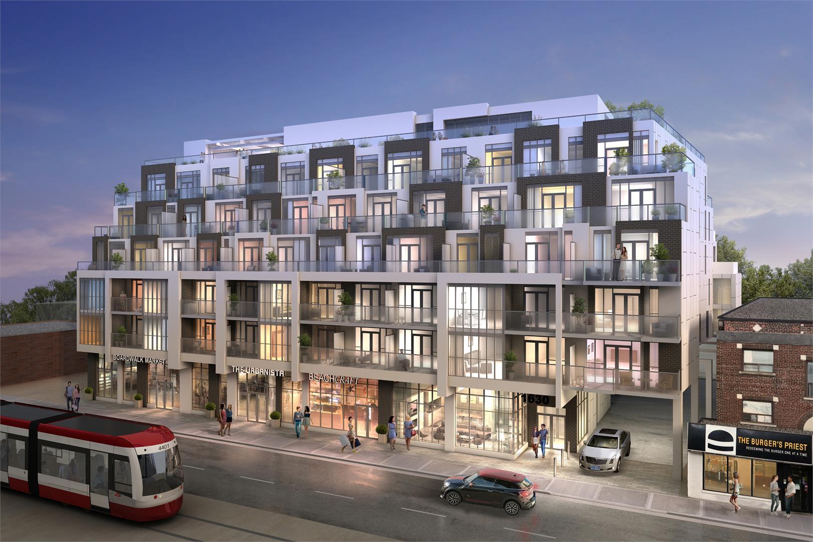 1624-1630 Queen Street East