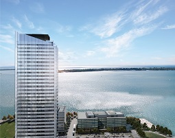 Lakeside Condos West Tower
