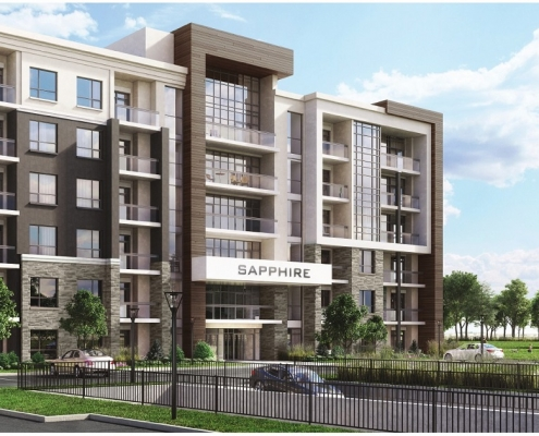 The Towns at Sapphire