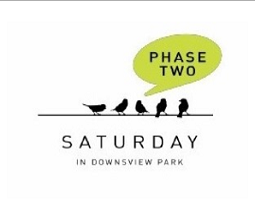 Saturday in Downsview Park Phase 2