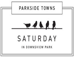 Parkside Towns at Saturday