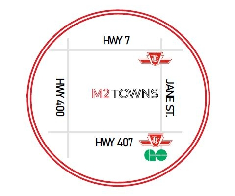 M2 Towns